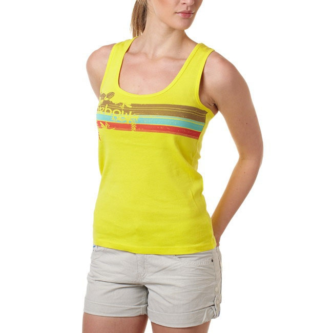 Oxbow Women Tee, Color: yellow, Material: 100% organic cotton