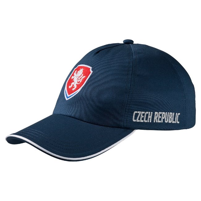 PUMA Men Czech republic Cap, Color: dark blue