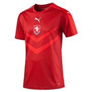 PUMA Czech republic Home Replica B2B Shirt