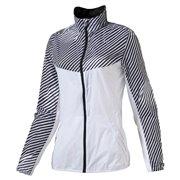 PUMA Graphic Woven Jacket W dámská běžecká bunda