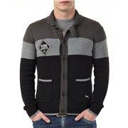 PUMA Cardigan pánský svetr