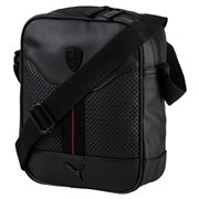 Ferrari LS Portable malá taška přes rameno černá