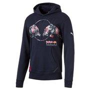 PUMA Red Bull Racing Graphic Hoodie pánská mikina s kapucí