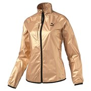 PUMA Gold Windrunner dámská šusťáková bunda