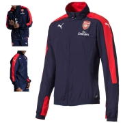 Arsenal FC Stadium Vent Jacket Herrjacka