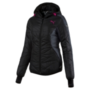 PUMA ACTIVE Norway Jacket W kvinnor vinter jacka med huva