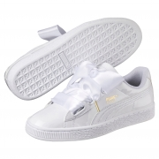 PUMA Basket Heart Patent women