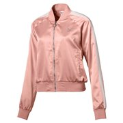 PUMA En Pointe Satin T7 Jacket dámská bunda