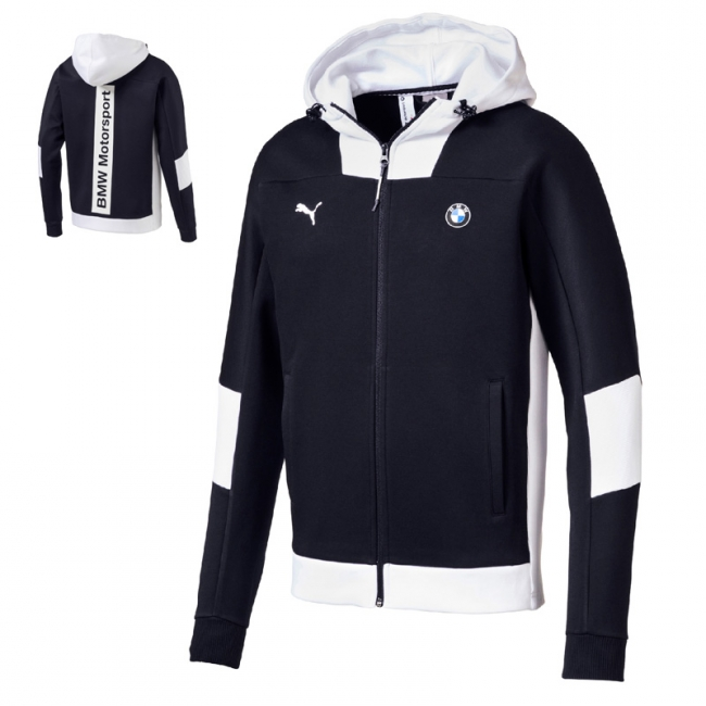 PUMA BMW MS Hooded Sweat mikina