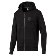 PUMA Ferrari Hooded Sweat Jacket herrtroeja med huva