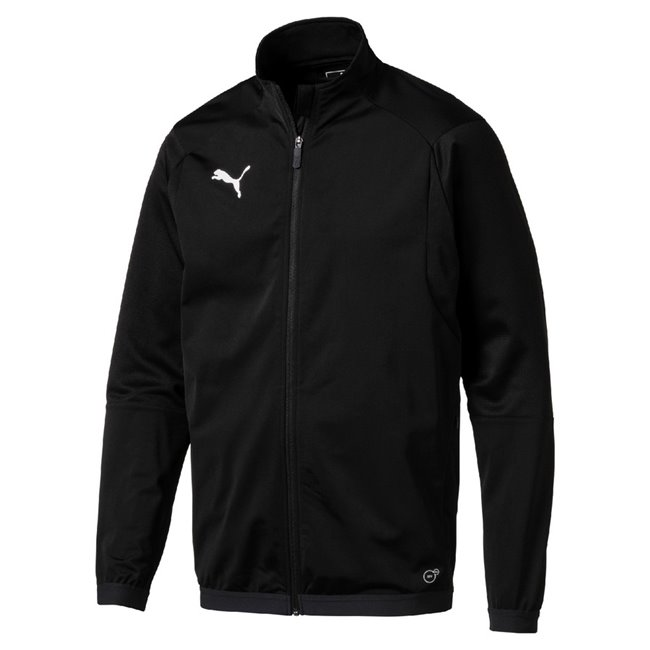 PUMA LIGA Training jacket, Color: black, Material: N / A
