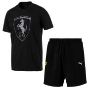 Ferrari souprava - tričko a šortky