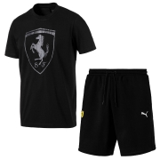 Ferrari T-shirt et short