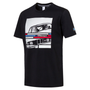 PUMA BMW MMS Graphic Tee t-shirt da uomo
