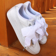 PUMA Basket Heart Oceanaire women