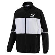 PUMA Retro Woven Track Jacket pánská bunda