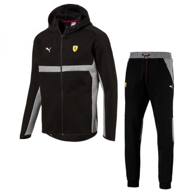 Ferrari souprava - mikina a kalhoty