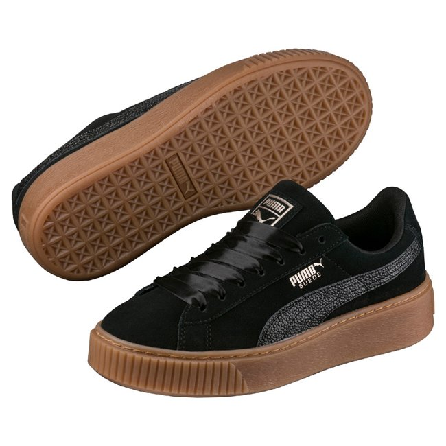 f820810780bf PUMA Suede Platform Bubble wns women shoes