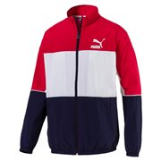 PUMA Retro Woven Track Jacket Herrenjacke