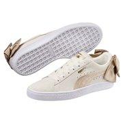 PUMA Suede Bow Varsity wns kvinders sko