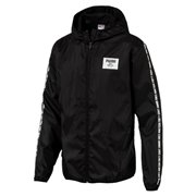 PUMA Graphic Windbreaker Herrenjacke Jacke