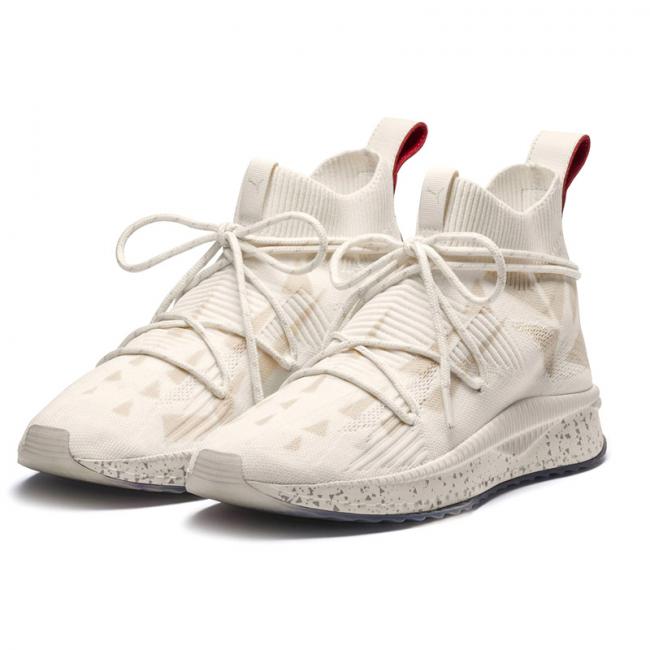 PUMA TSUGI evoKNIT Sock NATUREL Schuhe