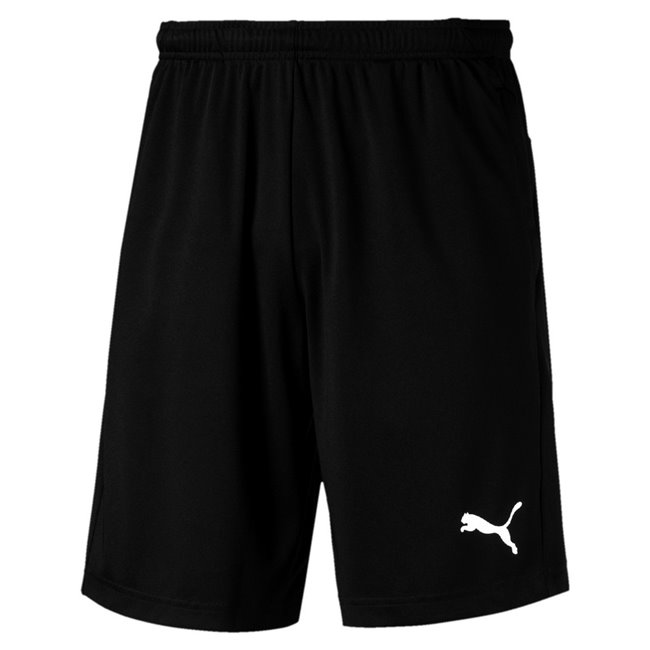 PUMA LIGA Training shorts, Color: black, Material: N / A