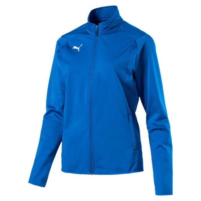 PUMA LIGA Training W jacket, Color: Blue, Material: N / A