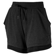 PUMA Soft Sports Drapey Shorts kvinnors shorts