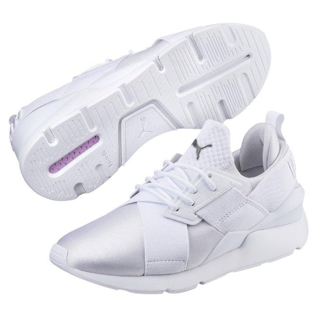 d11bc4e47e42 PUMA Muse Satin EP Wns women shoes