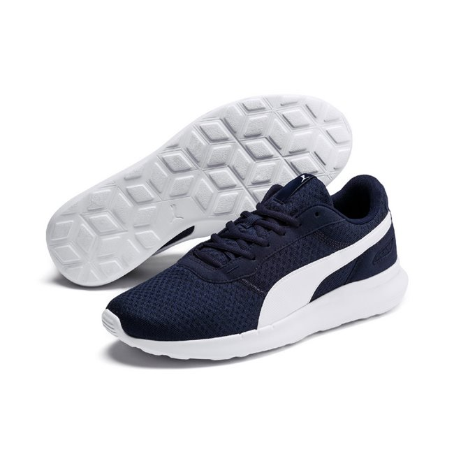 PUMA ST Activate shoes, Color: dark blue, Material: Textiles