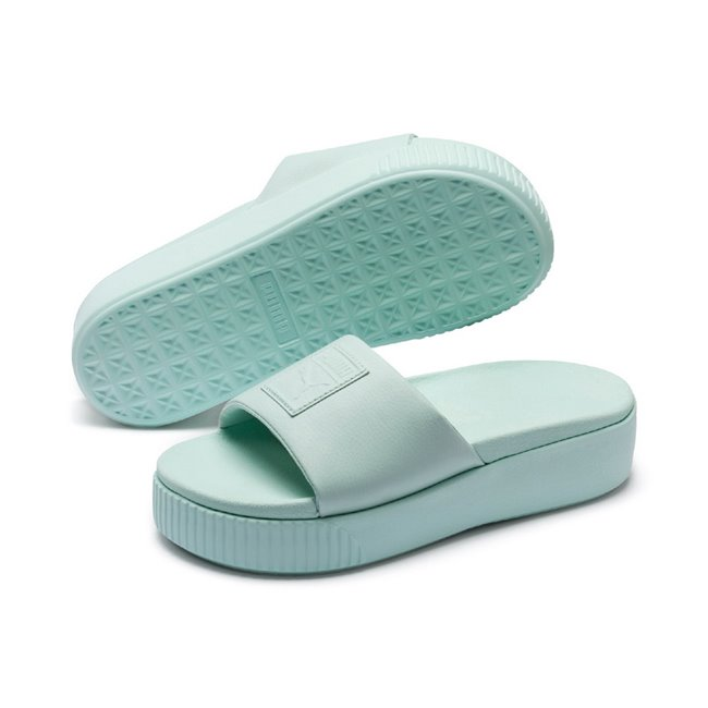 337922561d PUMA Platform Slide Wns women shoes