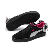 PUMA Suede Bow shoes