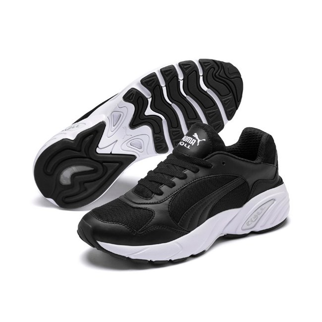 PUMA Cell VIPER shoes, Color: black, Material: fabric