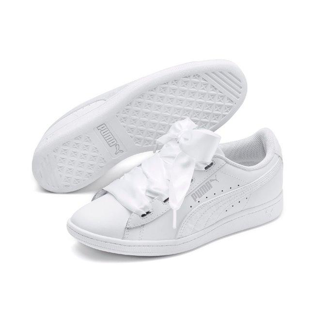 PUMA Vikky Ribbon L Satin women shoes