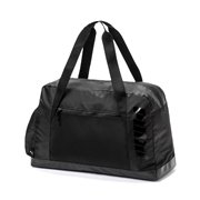 PUMA AT grip bag, Color: black, Material: nylon, polyester, Size: 45 x 26 x 17 cm (21l)