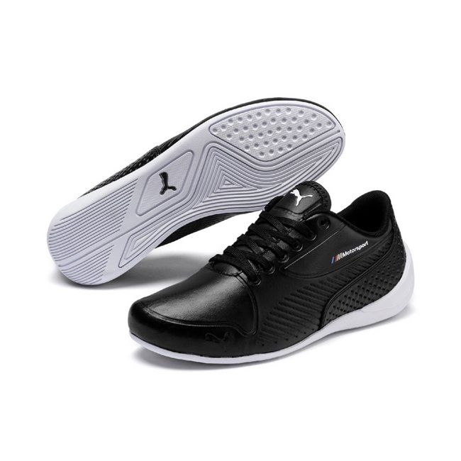 BMW MMS Drift Cat 7S UltraJR women shoes, Color: black, Material: Synthetic leather