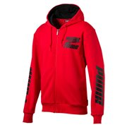 PUMA Rebel Bold Hooded Jacket TR maends sweatshirt med haette