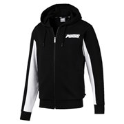 PUMA Rebel Hooded Jacket maends sweatshirt med haette