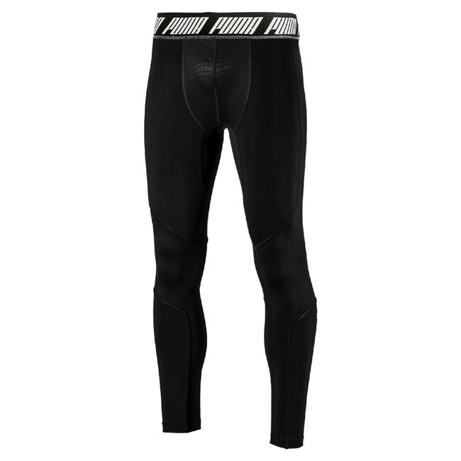 PUMA Energy Tech Tight, Color: black, Material: polyester, elastane
