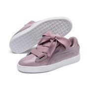 PUMA Basket Heart Patent Shoes
