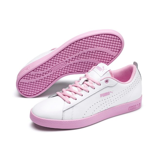 c75e59820af4 PUMA Smash Wns v2 L Perf women shoes