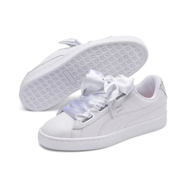 wholesale dealer 7ec4f e3a90 PUMA Basket Heart Bio Hack shoes