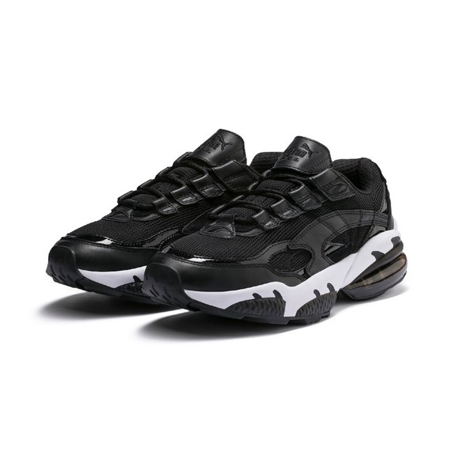 PUMA Cell Venom Reflective shoes, Color: black, Material: Textiles