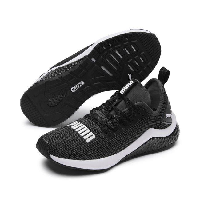 PUMA HYBRID NX dámské boty, Barva: černá, Materiál: textílie