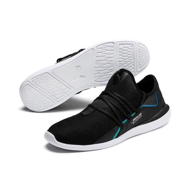 Mercedes MAPM Evo Cat Racer men shoes, Color: black, Material: Textiles