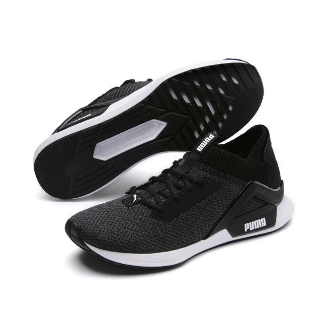 PUMA Rogue men shoes, Color: black, Material: Textiles