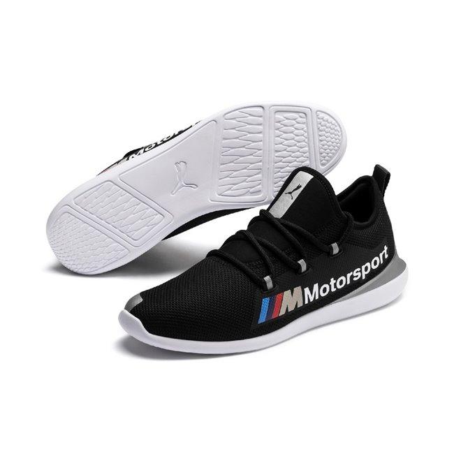 BMW MMS Evo Cat Racer men shoes, Color: black, Material: Textiles