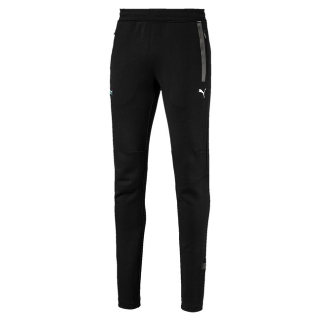 Mercedes MAPM Sweat Pants, Color: black, Material: polyester, viscose
