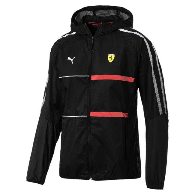 Ferrari SF T7 City Runner, Color: black, Material: 100% Polyester